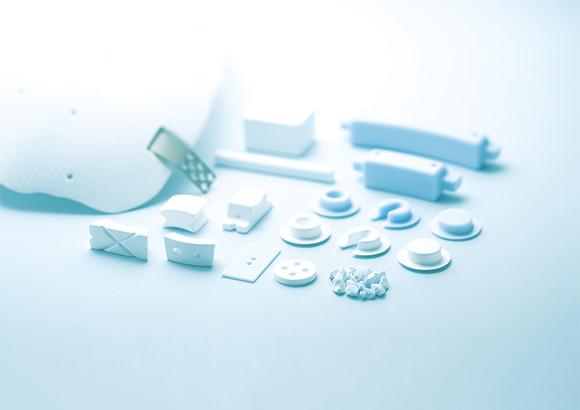 バイオセラミックス - 医療関連製品 | 日本特殊陶業