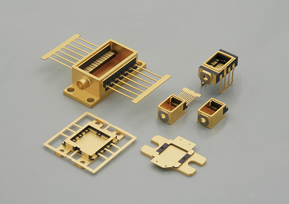 Package for High-Frequency Devices and Opto-Devices